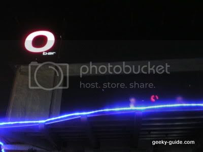 O Bar Ortigas Front