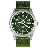 [セイコー]SEIKO 腕時計 5 MILITARY AUTOMATIC ミリタリー オートマチック SNZG09K1 メンズ [逆輸入]