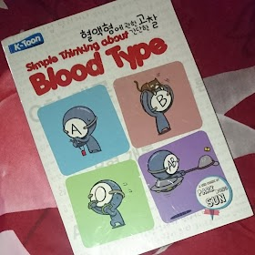 Simple Thinking about Blood Type Review