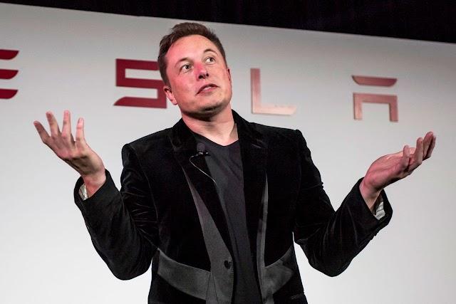 Tesla acciones negativas en el medio silvestre de comercio, a la entrega anterior 14% pop