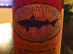 Dogfish Head 90 Minute IPA Logo