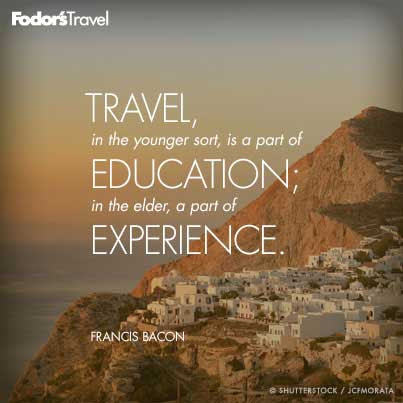 Quotes About Travel With Family 40 Quotes