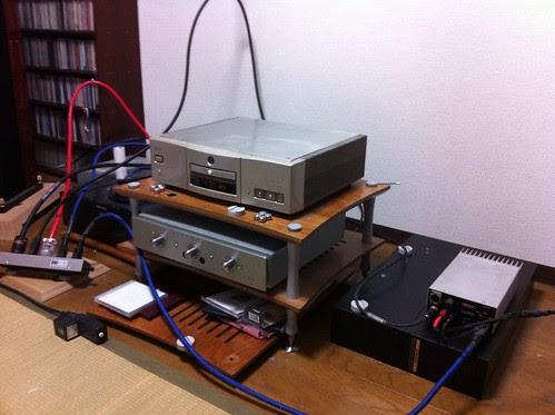 オーディオ・システム 2012-02-03