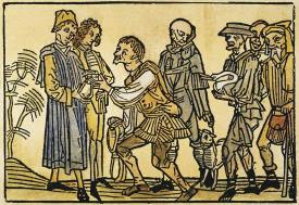 There used to be a lot more bowing and scraping. Those prone to backtalk were usually beheaded.