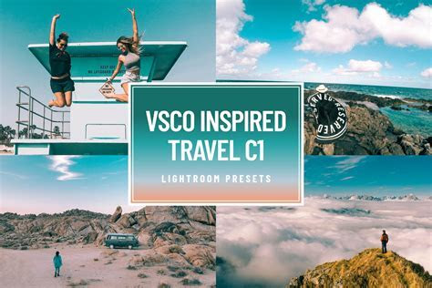 VSCO C1 Travel Lightroom Presets ~ Lightroom Presets