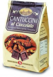 scapigliati Cantuccini cioccolato