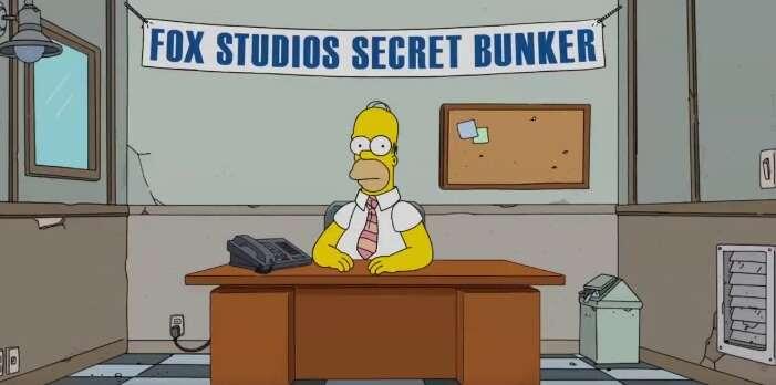 Homer Simpson grava vídeo pedindo desculpas ao público brasileiro