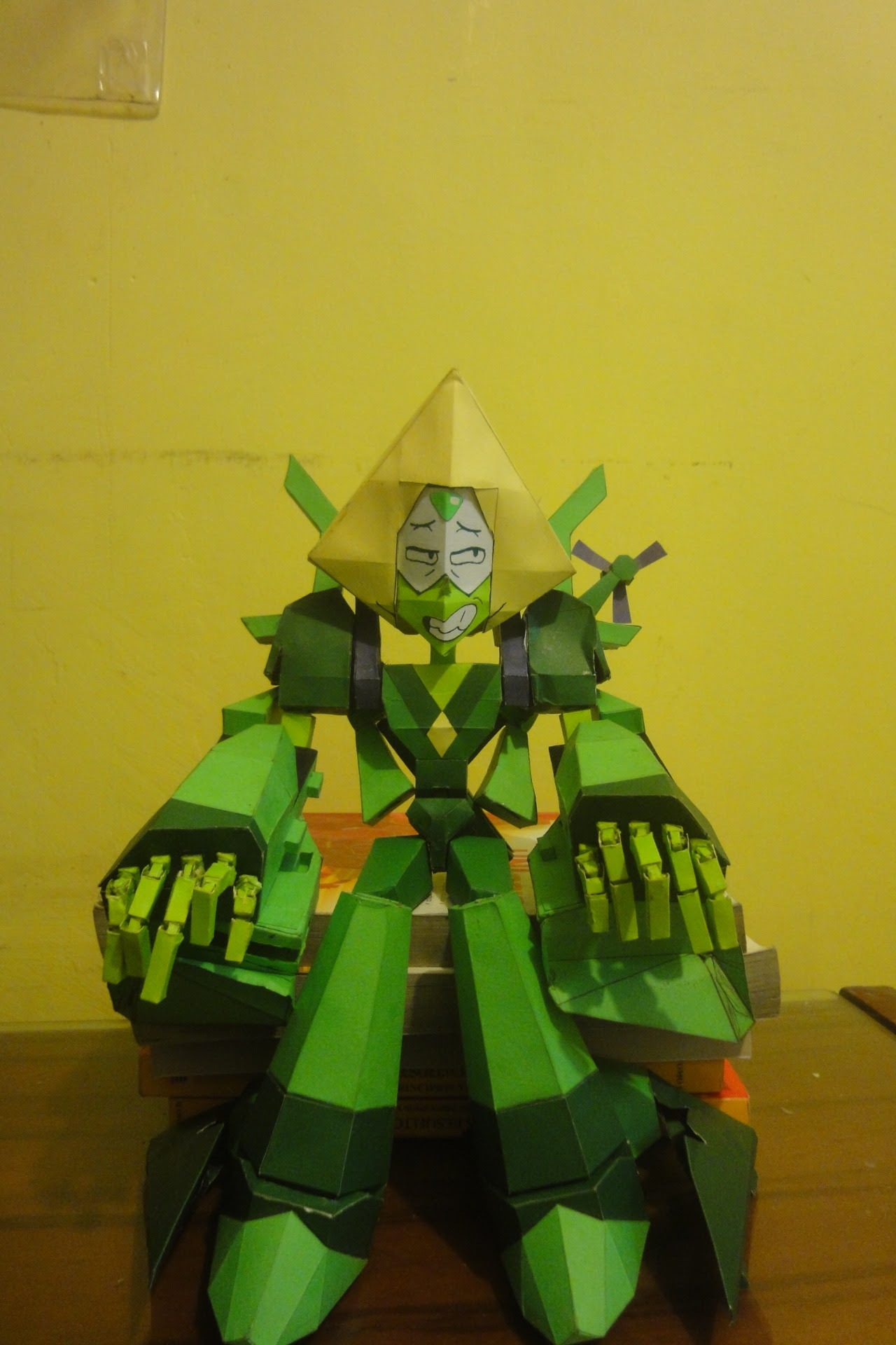 Pericopter- Transformers of peridot