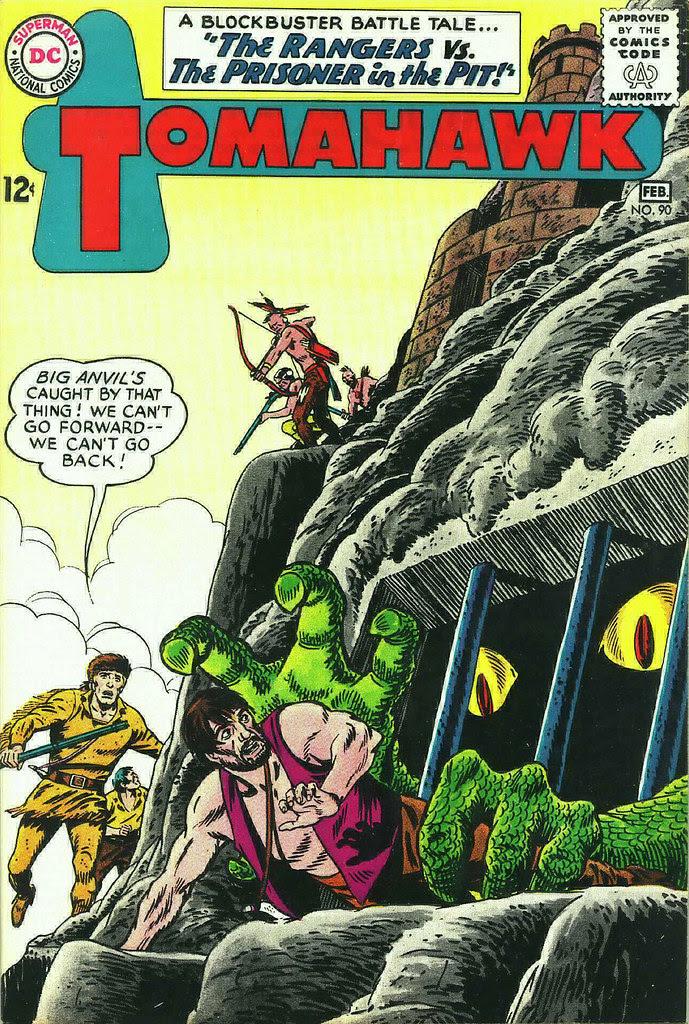 Tomahawk #90 (DC, 1964)