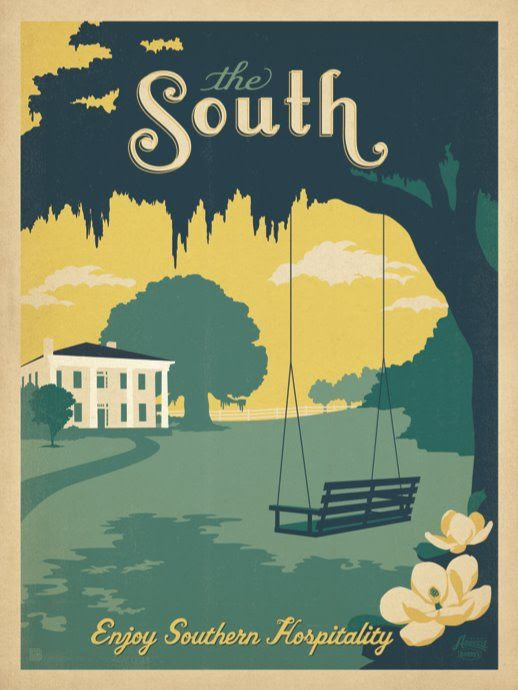 Southern Hospitality  #OurSouth