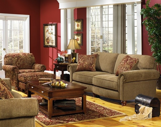 Jackson Furniture - Bradley 2 Piece Sofa Set in Havanna ...