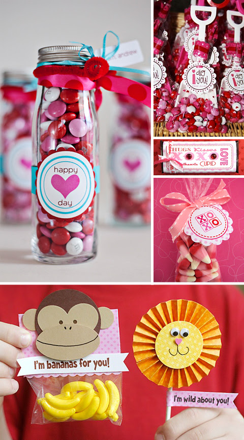 Homemade DIY Valentines