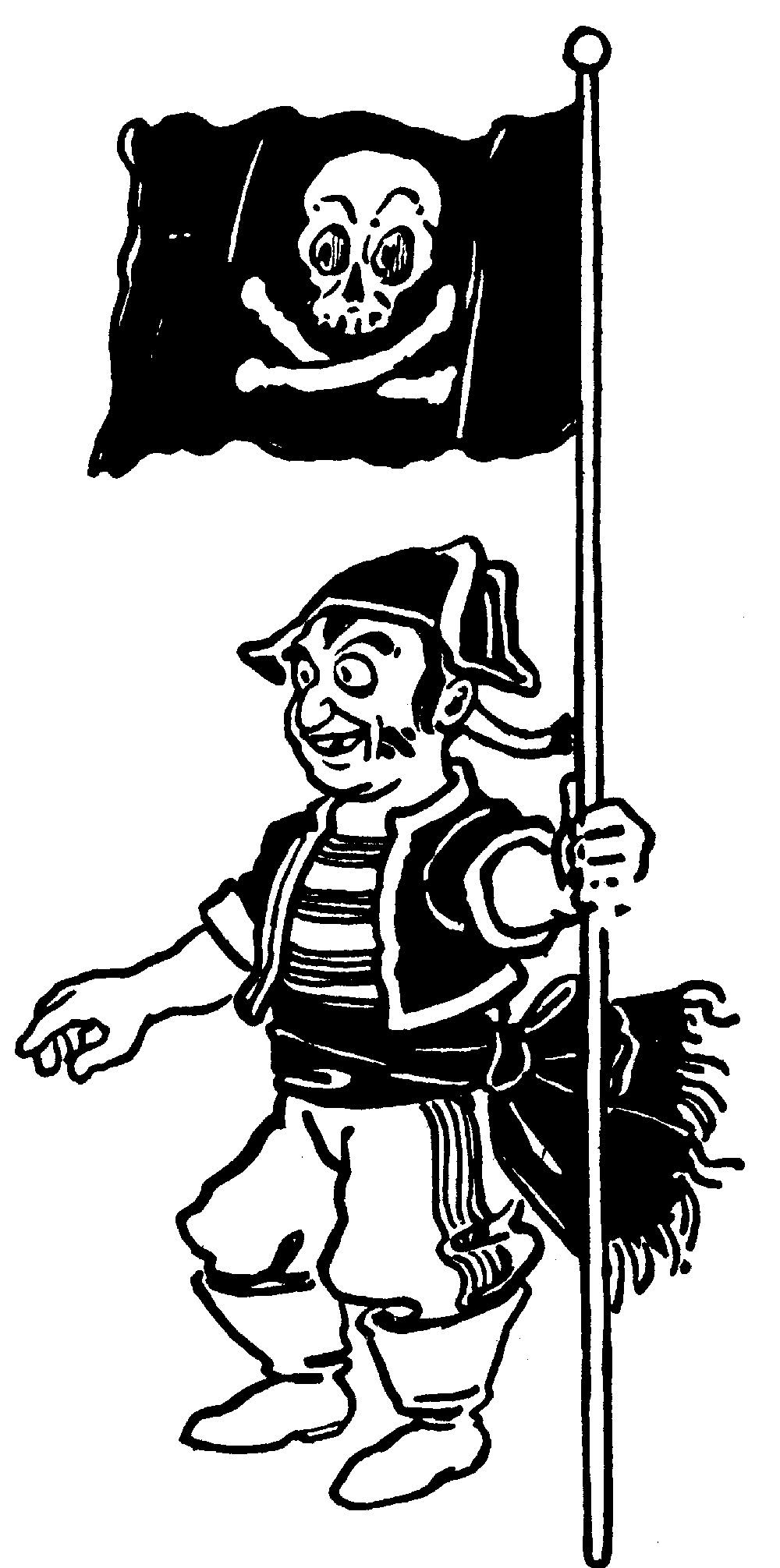 I'd sail the Spanish Main, The Master of the Seas