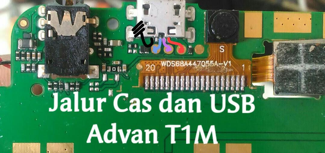 Harga Advan T1M Usb Charging Problem Solution Jumper Ways