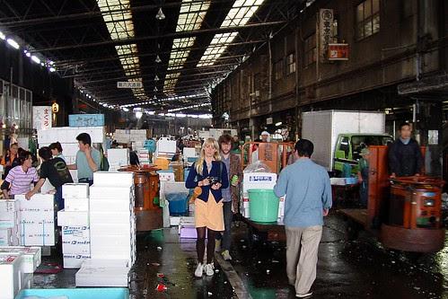 Tsukiji Uoichiba 8