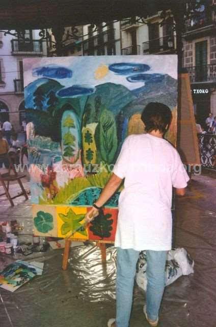 Concurso De Pintura Mural Archivo Patrimonio Artistico Cultural