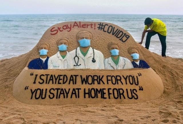 कोरोना LIVE: पीएम मोदी ने किया देश को संबोधित...गुजरात में मिले दो मरीज