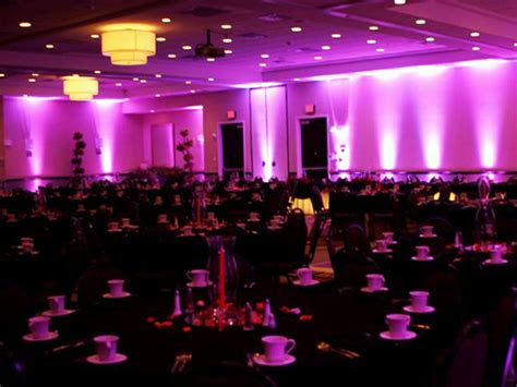 chicago dj services offers affordable uplighting