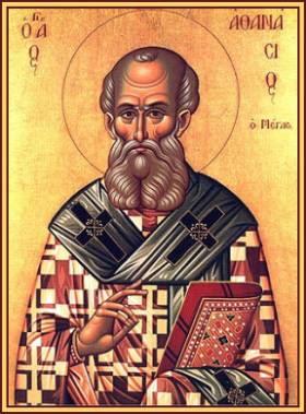 St Athanasius image