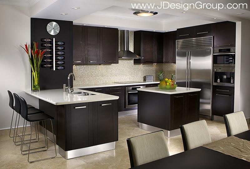 24 Ideas Of Modern Kitchen Design In Minimalist Style ...