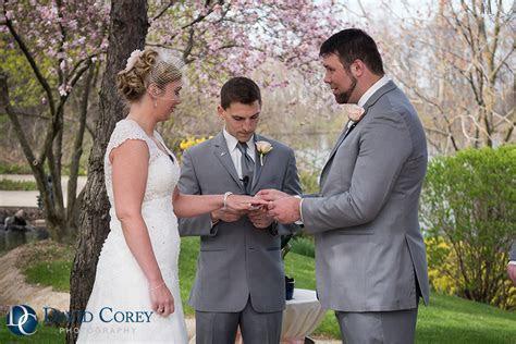 Alison & Adam's Williams Lake Outdoor Wedding   Akron