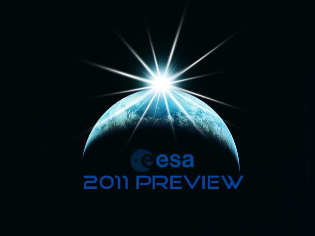 A look at ESA plans for 2011  Titlecard by Bobby Coggins