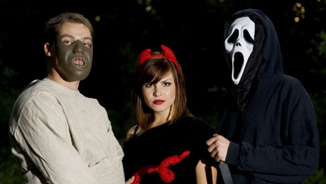7 Half-Assed, Last-Minute Halloween Costumes