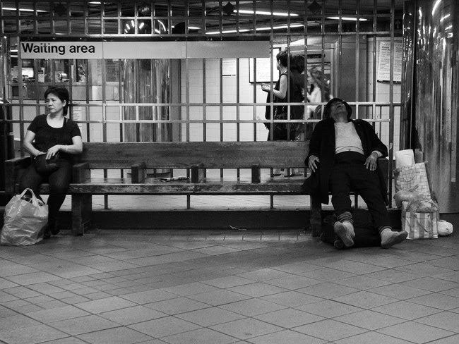 34th Street, Penn Station