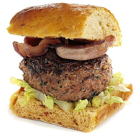 The perfect burger by the experts: Seven top chefs reveal ...