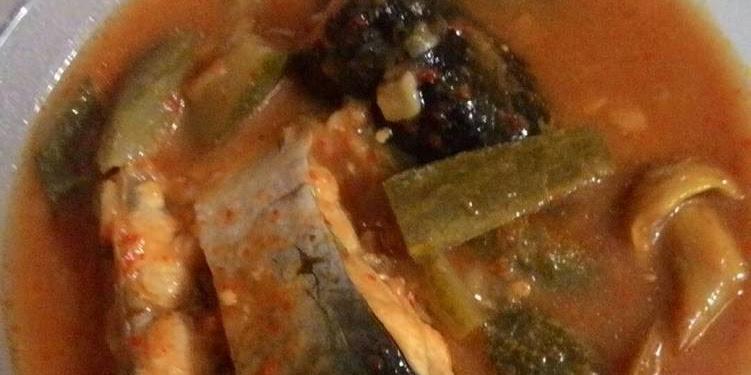 Resep Tempoyak Ikan Patin Oleh Inayati Arrahim