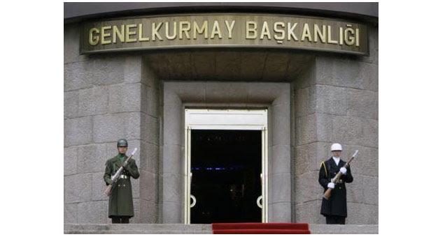 TSK'dan Balyoz davası açıklaması
