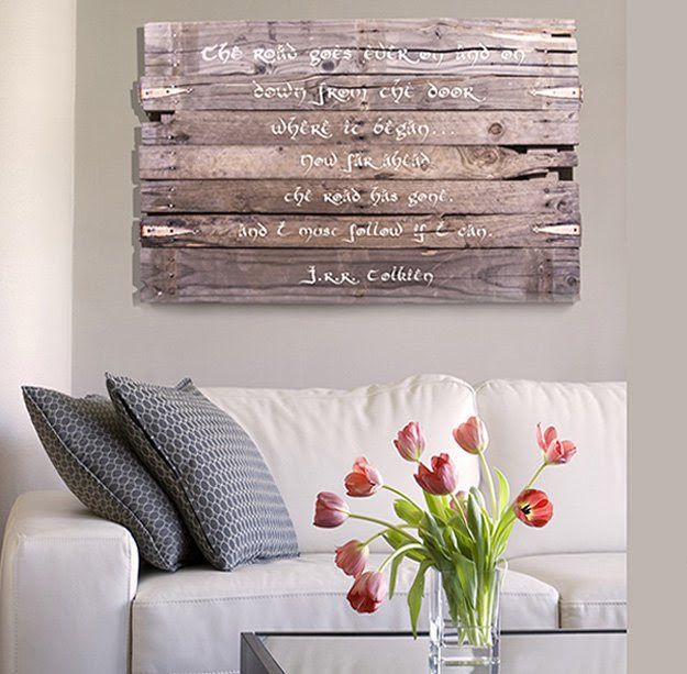 Rustic Wall   Inspiration  www.diyready.com/20 Quotes cool rustic ideas wall sign  DIY Art