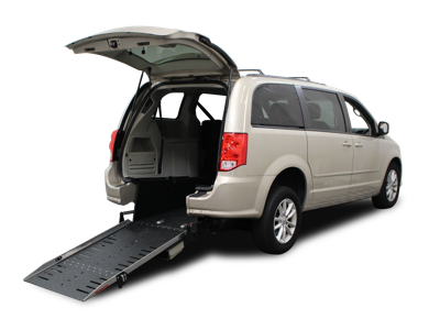 Rear Entry Accessible Van Conversions Ams Vans