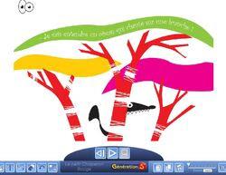 Le petit chaperon rouge - interactif