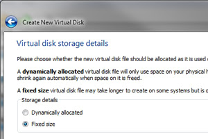 Use Fixed Size Disks to Speed Up Your Virtual Machines (and Other VirtualBox Tips)