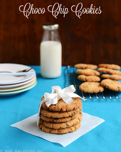 eggless-choco-chip-cookies