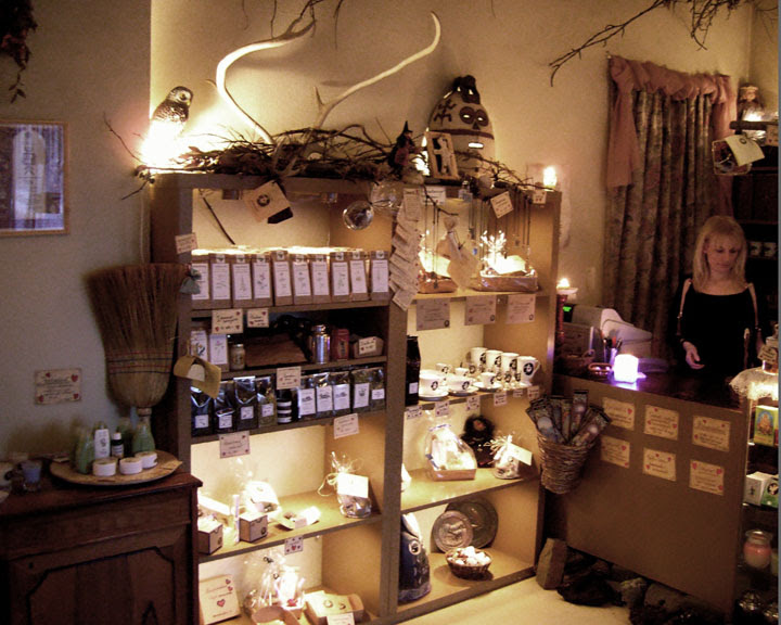 The Witch Shop in Vesturgata