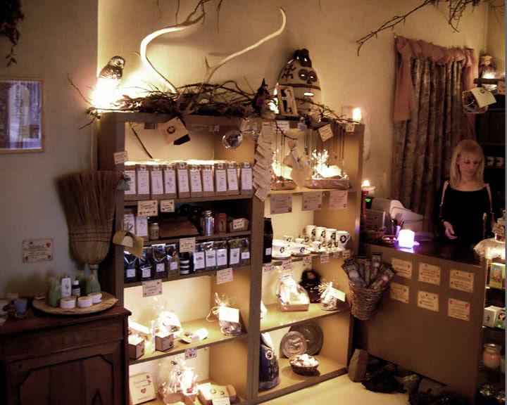 The Witch Shop in Vesturgata