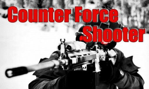Screenshots of the Counter force shooter for Android tablet, phone.