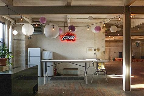 lake affect artists' studios, event venue coming to campus