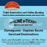 OceanJet Dumaguete-Dapitan Route