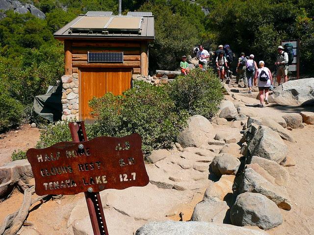 P1180321 Half Dome Trail