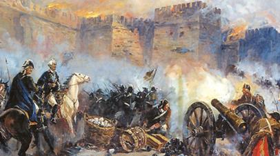 «Абсолютное превосходство»: как взятие русскими войсками Измаила изменило историю Причерноморья