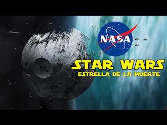 NASA Construye Estrella de la Muerte de STAR WARS