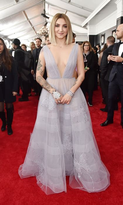 Grammy Awards 2018: The red carpet fashion from the 60th