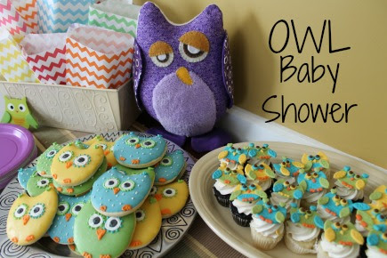 Owl Baby Shower Ideas The Little Things Journal