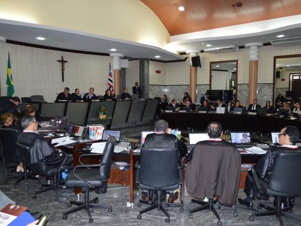 TJMA nega pedido de suspensão de lei estadual que aumentou ICMS (Foto: Divulgação / TJMA)