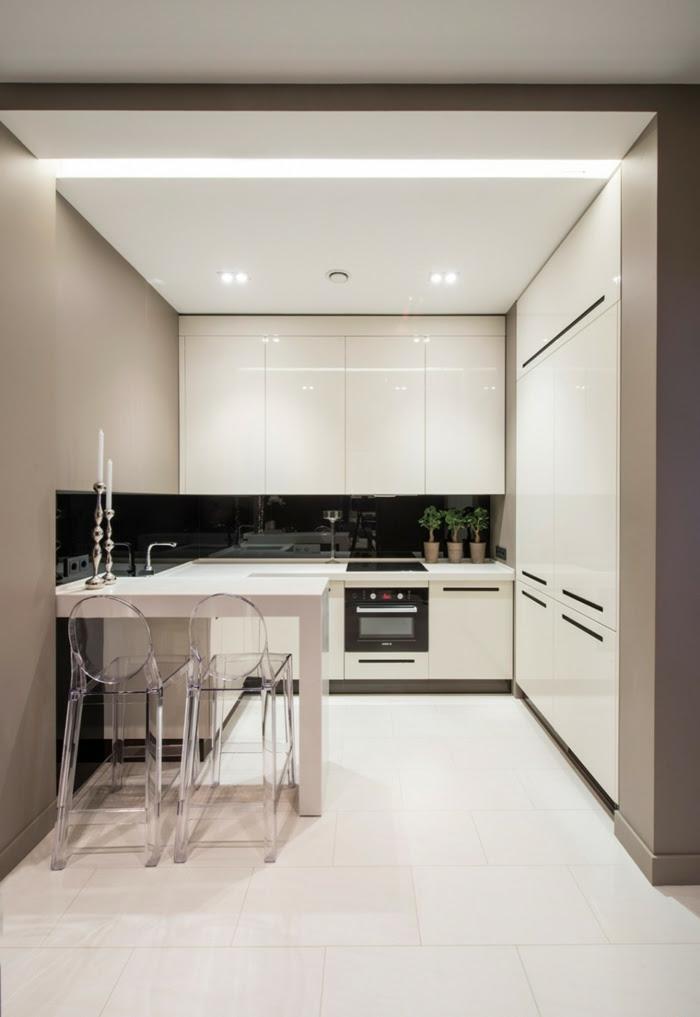 Moderne Küchen machen die Küchenarbeit zu einem einmaligen ...