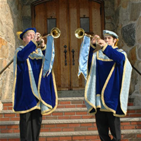 The Royal Brass   Long Island Wedding Trumpeters  Ceremony