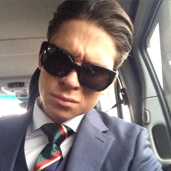 Joey Essex - Celebrity Social Media Pics